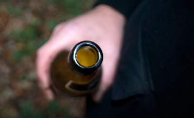 Назван срок разрушения мозга алкоголем