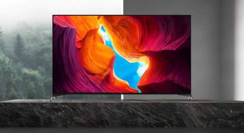 Идеальный телевизор для вашего дома - sony kd 55xh9505